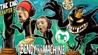 Download KING BENDY & the GLITCH Machine! FGTEEV Gurkey Turkey Chapter 5 Ending (The Last Reel Ink) Video