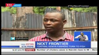 Download Central Kenya farmers yield big in cat fish farming: Next Frontier Video