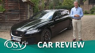 Download Jaguar XF Sportbrake 2018 - Best Estate on the road? | OSV Video
