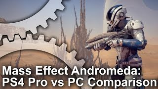 Download [4K] Mass Effect Andromeda: PS4 Pro vs PS4/PC Comparison + Frame-Rate Test Video