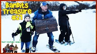 Download Bringing The Treasure Together - Bandits Treasure #21 / That YouTub3 Family I Family Channel Video