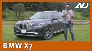 Download BMW X7 - Lujo tan grande como su parrilla Video