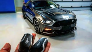 Download Taking Delivery of My 2016 Mustang GT California Special Video