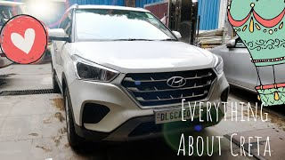 Download 2019 Creta E+ Everything you need to know, Modification under 20000 Accessories with Best Price Video