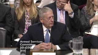 Download Sen. Cruz's Questions at Gen. Mattis Nomination Hearing Video