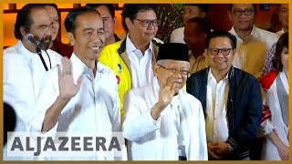 Download 🇮🇩 Widodo leads Indonesia presidential race: Unofficial results   Al Jazeera English Video