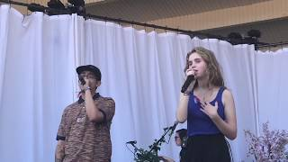 Download Drown - Clairo with Cuco at Lollapalooza 2018 Video