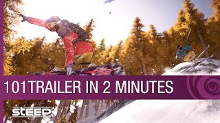 Download STEEP Trailer: 101 Overview in 2 Minutes Video