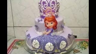 Download Bolo Princesa Sofia Video