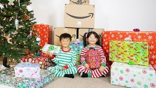 Download Christmas Presents and Surprise Toys Opening from Amazon's 2018 Holiday Toy List Video