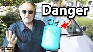 Download Don't Buy Cars that Use this New Type of Refrigerant in the AC System Video