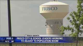 Download Frisco named the nation's fastest growing city Video