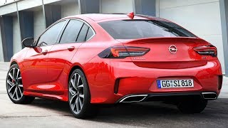 Download 2018 Opel Insignia GSi Grand Sport - Makes the Difference Video