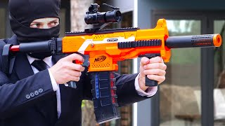 Download Nerf War: Snipers Vs Thieves 2 Video