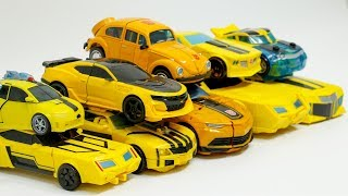 Download Transformers Generations G1 RID Animated Prime Rescue Bots Movie Bumblebee Vehicles Car Robots Toys Video