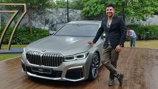 Download BMW 7 Series 2019 India Walkaround | Hindi | MotorOctane Video