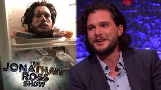 Download Kit Harington's Epic April Fools Day Prank On Rose Leslie - The Jonathan Ross Show Video