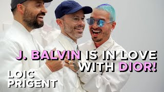 Download DIOR: J BALVIN IS DIORIFIED! by Loic Prigent! Video