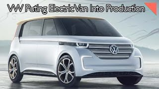 Download VW Bulli EV Van, RV Sales Running Strong - Autoline Daily 1996 Video
