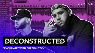Download The Making Of Bryson Tiller's ″Exchange″ With Foreign Teck | Deconstructed Video