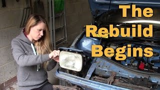 Download 1993 Toyota MR2 Project - Ep 10 - The Rebuild Begins Video