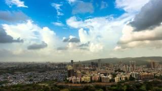 Download Mumbai Monsoon Timelapse 2014 HD Video