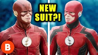 Download The Flash Season 6 New Suit And Leaked News Video