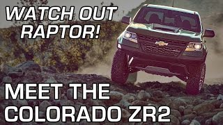 Download Chevy Colorado Takes Z High Road - Autoline After Hours 362 Video