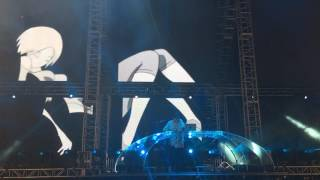 Download Porter Robinson - Shepherdess (Live Edit) & She Heals Everything @ Hard Summer Video