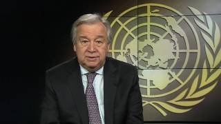 Download Mensaje de António Guterres con motivo del Día del Medio Ambiente Video