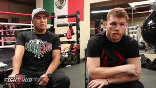 Download Canelo BLASTS Mayweather vs. McGregor ″IT'S A JOKE FIGHT! A BORING BORING FIGHT″ Video