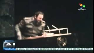 Download Memorable discurso de Fidel Castro ante la ONU en 1979 Video