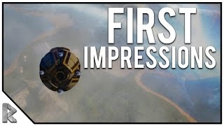 Download Empyrion Galactic Survival #1 - First Impressions - Space Explorations Survival Game Video