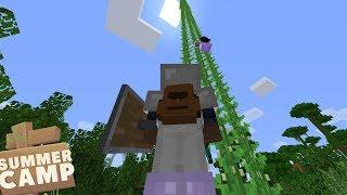 Download MAGIC BEAN STALK! - Minecraft Summer Camp (9) Video