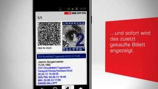Download SBB Mobile. Der Billettautomat in Ihrer Hand. Video