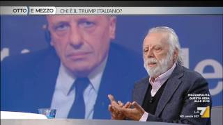 Download Otto e mezzo - Chi è il Trump italiano? (Puntata 17/11/2016) Video