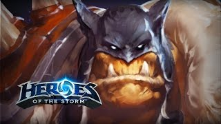 Download ♥ Heroes of the Storm (A-Z Gameplay) Rexxar (HoTs Quick Match) Video
