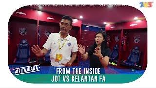Download #SuperSabtu Johor Darul Ta'zim vs. Kelantan From The Inside (17-18 April 2015) Video
