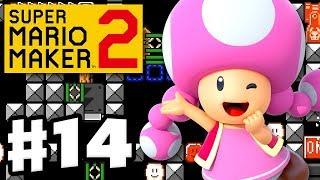 Super Mario Maker 2 - Gameplay Walkthrough Part 13 - Boom