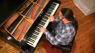 Download THE LEGEND OF ZELDA | Title Theme & Main Theme | Cory Hall, piano Video