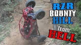 Download RZR BOUNTY HILL FROM HELL Video