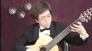 Download classical guitar Oh seung kook plays Romance Video