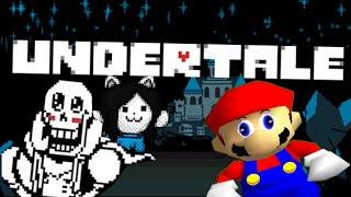Download Mariotale - If Mario was in...Undertale. Video