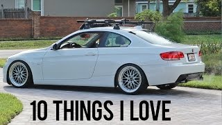 Download 10 Things I Love About my BMW 335i (N54) Video