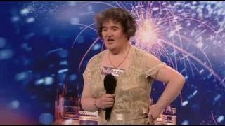 Download SUSAN BOYLE ″I DREAMED A DREAM″ BRITAINS GOT TALENT 2009 (SINGER) (HD) Video