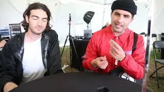 Download Teenage Wrist Interview Video