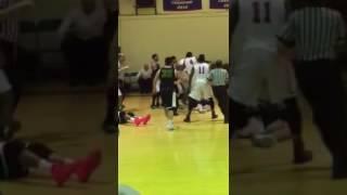 Download Daniel Webster men's basketball program ends in brawl Video