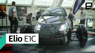 Download Elio E1C: First Look Video
