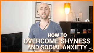 Download How To Overcome Shyness And Social Anxiety Video