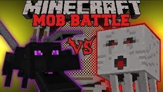 Download ENDER DRAGON VS GHAST - Minecraft Mob Battles - Arena Battle Video